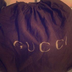 Gucci Handbag with duster bag